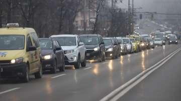 Очаква се интензивен трафик в петък