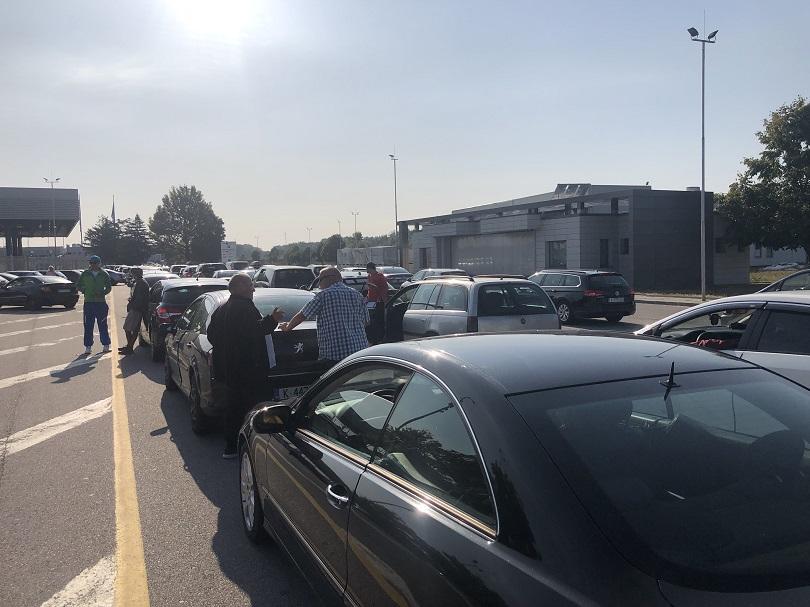 снимка 1 Интензивен трафик и засилени проверки по пътищата заради трите почивни дни