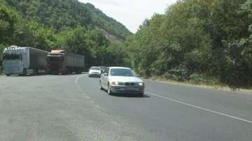 Трафикът по пътищата след забраната за движение на тежкотоварни автомобили