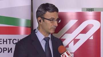 Трайчо Трайков: Моят избор на балотажа със сигурност няма да е генерал Радев