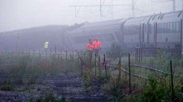 Сблъсък на два влака в Белгия, има загинали