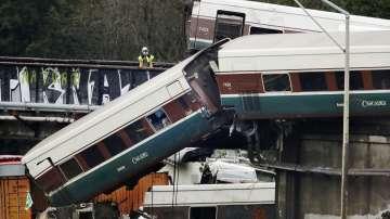 Трима са загиналите при влаковата катастрофа в САЩ