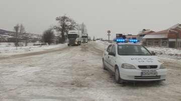 Пътят за Бургас през Петолъчката е отворен