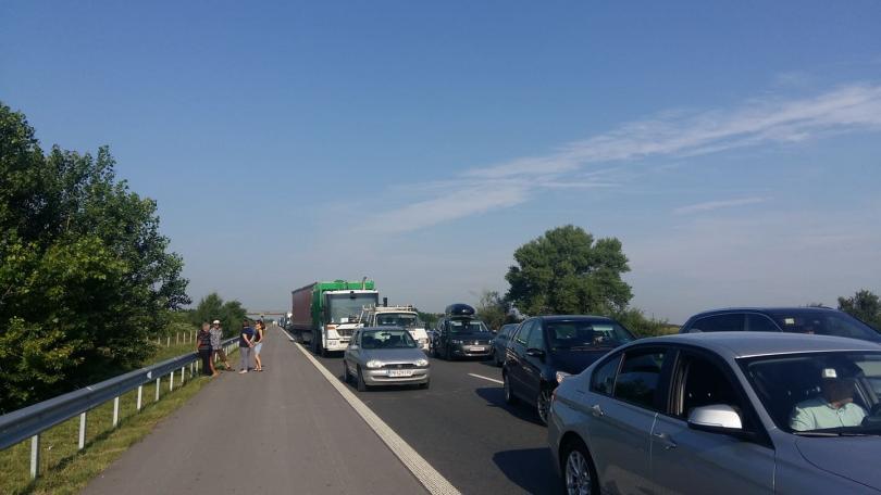петя аврамова автомагистрала тракия наистина отесняла