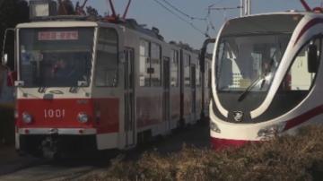 Северна Корея обновява градския си транспорт с нови трамваи