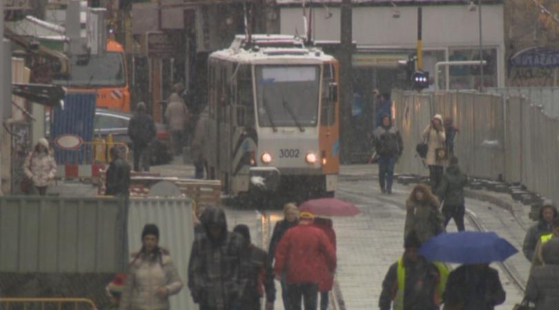 трамваите граф игнатиев тръгват