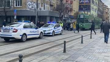 Няма грешка на ватмана от трамвая, който блъсна дете в центъра на София