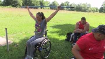 В какви условия тренират параолимпийците у нас?