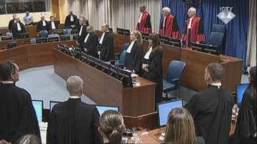 Трибуналът в Хага се произнася за последно за престъпленията в бивша Югославия