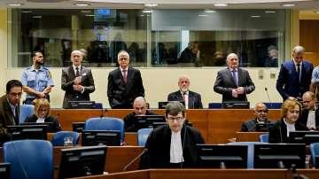 Международният трибунал в Хага приключи работа след почти четвърт век