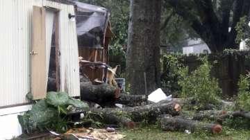 Тропическата буря Гордън взе жертви в щата Мисисипи