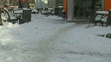 До 20 хиляди лева глоба за непочистен сняг