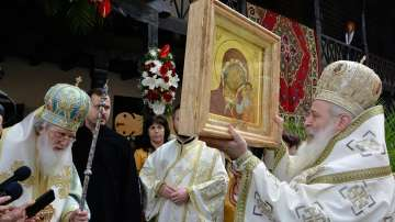 Троянският манастир се готви за празника Успение Богородично утре