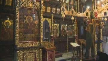 Екип на БНТ гостува на Разпети петък в Троянския манастир