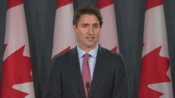 Канадският премиер Трюдо е на посещение в САЩ