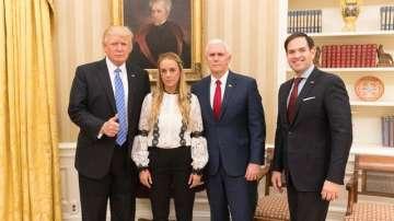 Тръмп настоя за освобождаването на венецуелски опозиционер