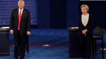 Нападки и обиди белязаха втория дебат Тръмп-Клинтън