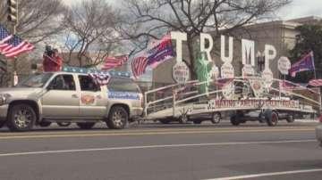Америка разделена преди клетвата на Доналд Тръмп