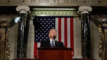Доналд Тръмп с първо обръщение към Конгреса