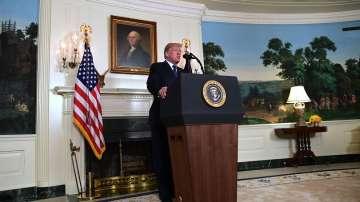 Доналд Тръмп обяви, че е започнала военна операция срещу Сирия