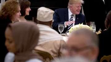 Тръмп организира за първи път ифтар в Белия дом