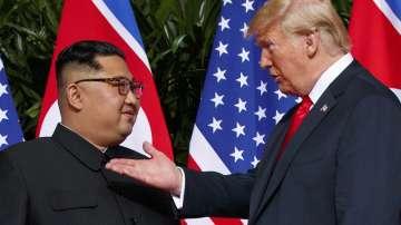 Тръмп показа видеото, с което опитал да вдъхнови Ким Чен-ун