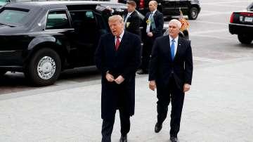 Тръмп напусна демонстративно среща с демократите