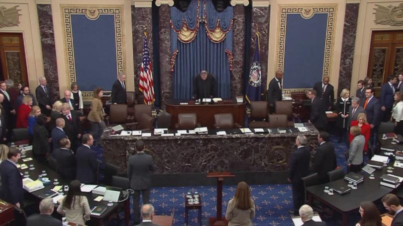 Тръмп в американския Сенат продължава. Правилата за провеждане бяха приети