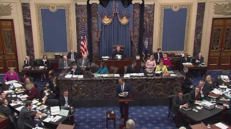 Демократите приключиха представянето на обвиненията по процеса за отстраняване от