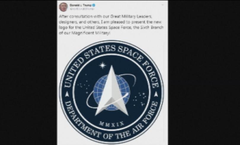 Космическите войски към въоръжените сили на САЩ вече имат свое