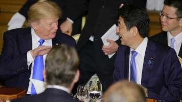 Тръмп: Япония може да сваля севернокорейски ракети с техника, закупена от САЩ