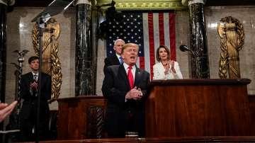 Тръмп призова за единство в речта си За състоянието на съюза