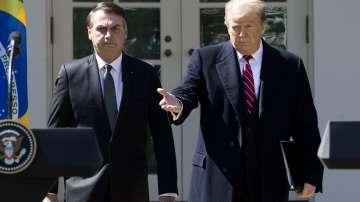 Тръмп обмисля да предложи Бразилия за член на НАТО