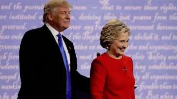 Клинтън срещу Тръмп в надпреварата за Белия дом