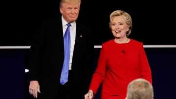Хилари Клинтън води в първия президентски дебат срещу Тръмп