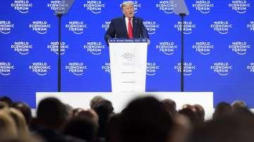 Задочен спор между Тръмп и Грета Тунберг на форума в Давос