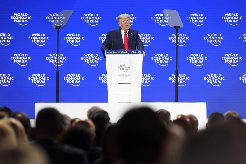 В Давос официално започна 50-то юбилейно издание на Световния икономически