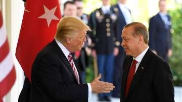 Ердоган и Тръмп ще координират изтеглянето на  САЩ от Сирия