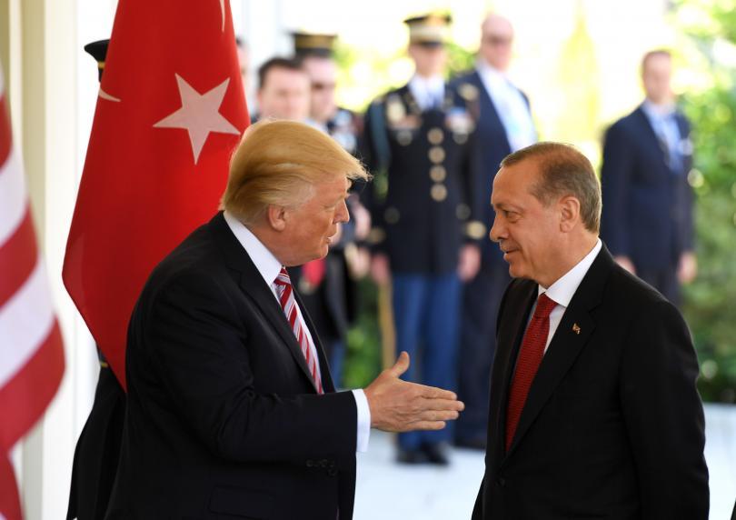 ердоган тръмп обсъдили убийството журналиста джамал хашоги