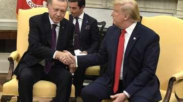 Тръмп и Ердоган обсъдиха Сирия, руските ракети и програмата за Ф-35