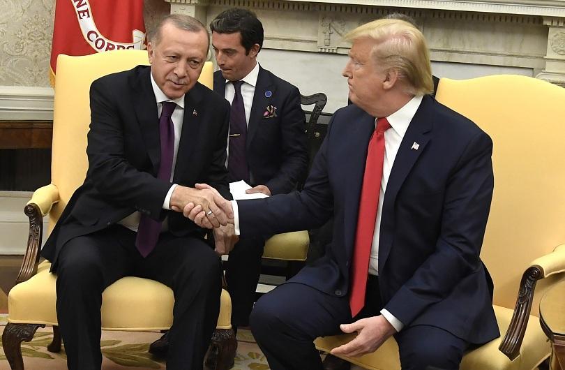 Сирия, руските ракети С-400 и търговските връзки между САЩ и