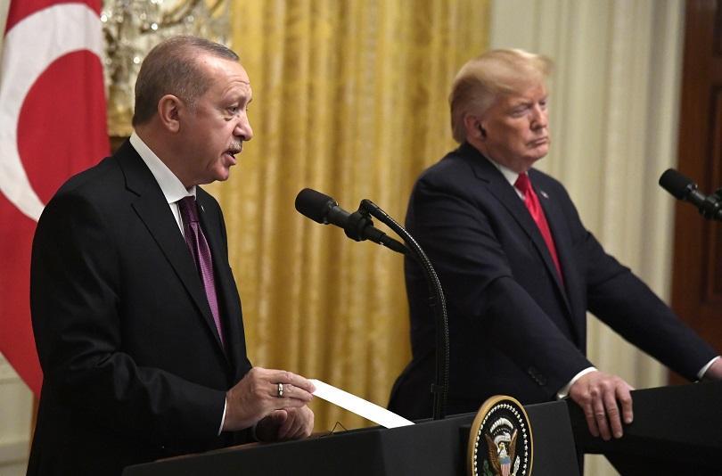 Тръмп и Ердоган работят по разрешаването на ситуацията в Идлиб