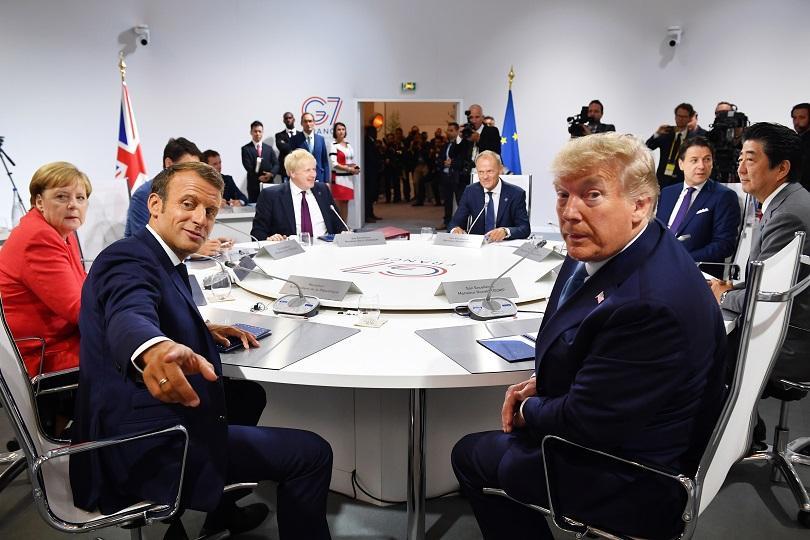 Президентът на САЩ Доналд Тръмп отрече да е подписал съвместно