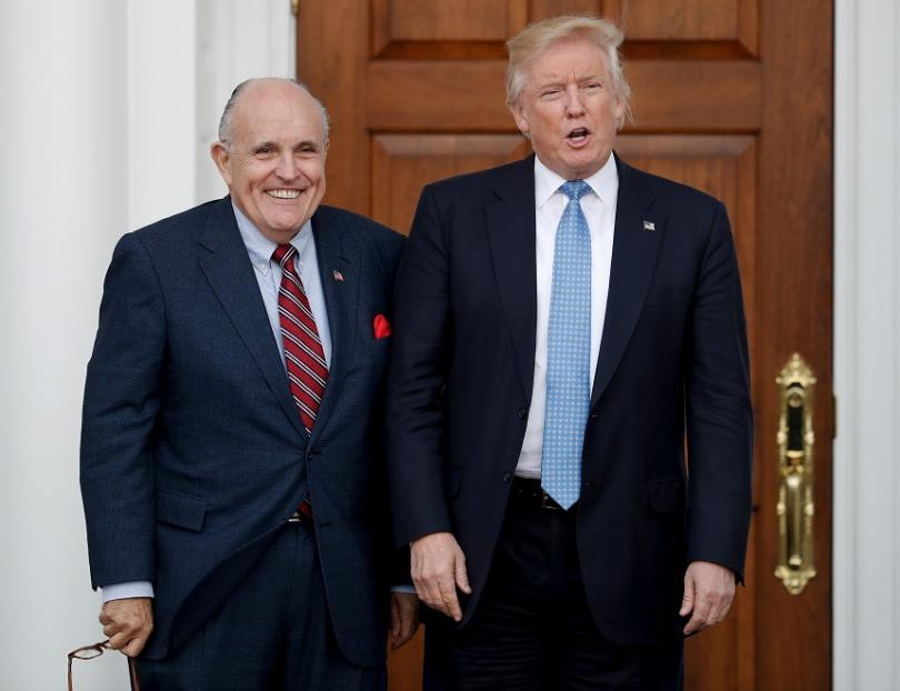 снимка 1 Доналд Тръмп във вихъра на поредния вътрешнополитически скандал