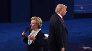 Разликата между Клинтън  и Тръмп в проучванията намалява
