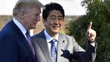 Тръмп изрази задоволство от съюза между САЩ и Япония