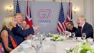 Борис Джонсън поиска от Тръмп сделка за свободна търговия след Брекзит