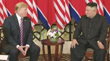 Започна срещата на Тръмп с Ким Чен-ун