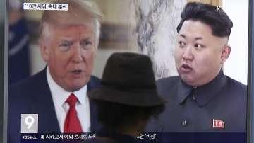 До месец се очаква среща между Доналд Тръмп и лидера на Северна Корея