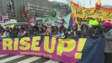 Четвърти национален поход на жените в САЩ